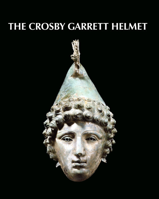 the Crosby Garrett Helmet cover
